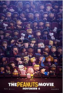 The Peanuts Movie movie poster thumbnail link to detail view