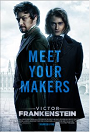 Victor Frankenstein movie poster thumbnail link to detail view