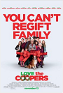 Love the Coopers movie poster thumbnail link to detail view