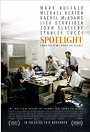 Spotlight movie poster thumbnail link to detail view