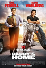 Daddy's Home movie poster thumbnail link to detail view
