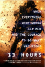 13 Hours: The Secret Soldiers of Benghazi movie poster thumbnail link to detail view