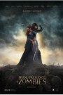 Pride and Prejudice and Zombies movie poster thumbnail link to detail view