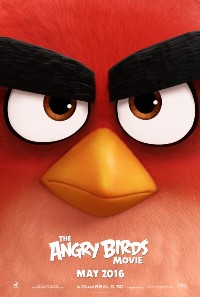 The Angry Birds Movie movie poster thumbnail link to detail view