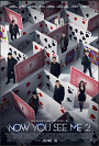 Now You See Me 2 movie poster thumbnail link to detail view
