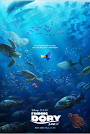 Finding Dory movie poster thumbnail link to detail view
