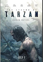 The Legend of Tarzan movie poster thumbnail link to detail view