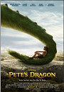Pete's Dragon movie poster thumbnail link to detail view