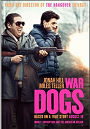 War Dogs movie poster thumbnail link to detail view