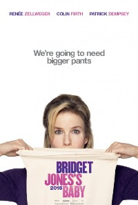 Bridget Jones's Baby movie poster thumbnail link to detail view
