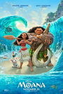 Moana movie poster thumbnail link to detail view