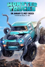 Monster Trucks movie poster thumbnail link to detail view