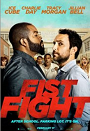 movie poster for Fist Fight (Baby Friendly)
