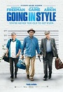 movie poster for Going in Style