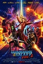 Guardians of the Galaxy Vol. 2 movie poster thumbnail link to detail view