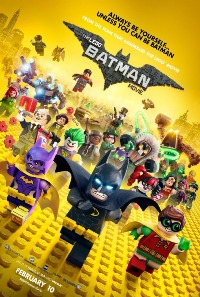 movie poster for The LEGO Batman Movie (Summer Series)