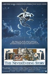 movie poster for The Neverending Story (Summer Series)