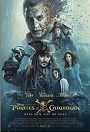 movie poster for Pirates of the Caribbean: Dead Men Tell No Tales (Baby Friendly)