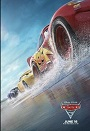movie poster for Cars 3