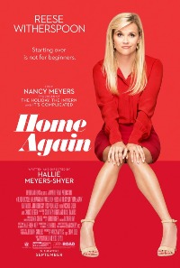 movie poster for Home Again