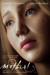 movie poster for mother!