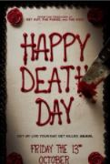 movie poster for Happy Death Day