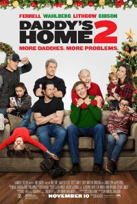 Daddy's Home 2 movie poster thumbnail link to detail view