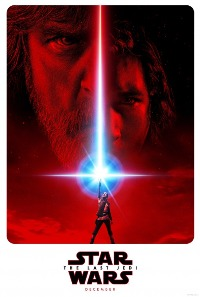 movie poster for Star Wars: The Last Jedi DBOX