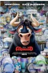 movie poster for Ferdinand