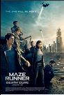 Maze Runner: The Death Cure movie poster thumbnail link to detail view