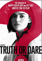 movie poster for Truth or Dare