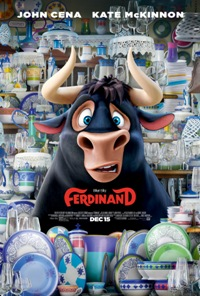 movie poster for Ferdinand (Summer Series)