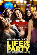 movie poster for Life of the Party