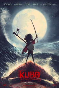 movie poster for Kubo & The Two Strings (Summer Series)