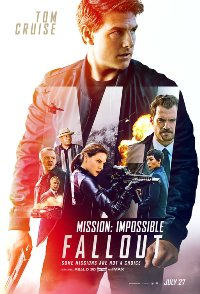 Mission: Impossible--Fallout movie poster thumbnail link to detail view