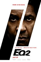The Equalizer 2 movie poster thumbnail link to detail view