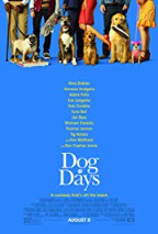 Dog Days movie poster thumbnail link to detail view