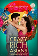 Crazy Rich Asians movie poster thumbnail link to detail view