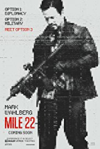 Mile 22 movie poster thumbnail link to detail view