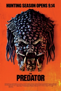 movie poster for The Predator DBOX