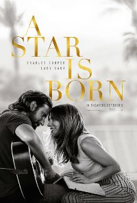 A Star Is Born movie poster thumbnail link to detail view