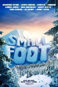 Smallfoot movie poster thumbnail link to detail view